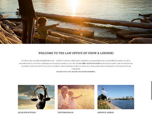 The Law Offices Of Chow & Losinski